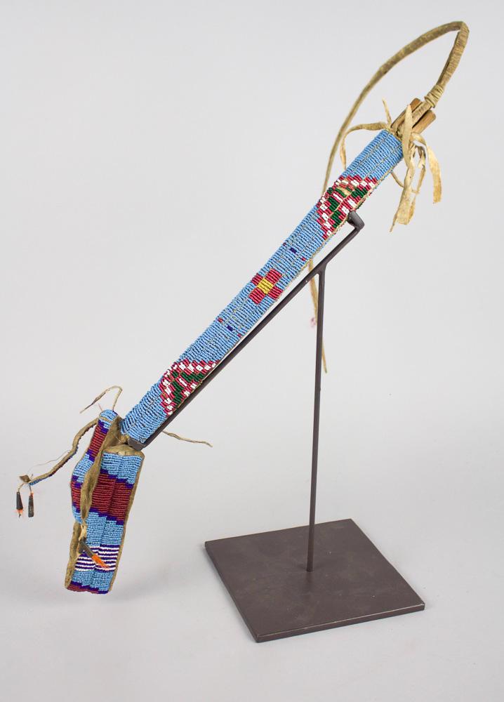 Lakota Sioux Quirt   c.1880s  BV0233