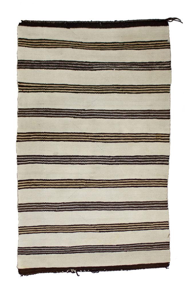 """Navajo Weaving c.1890's 56"""" x 34"""" // BV0757"""