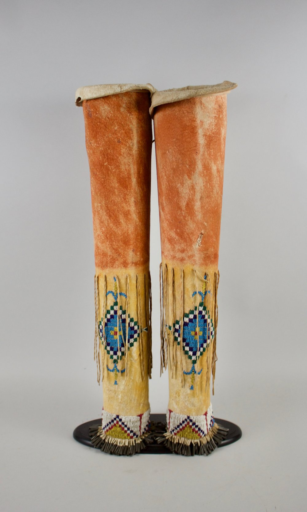 Apache Leggings   c.1870's  CGL0021