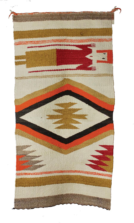 """Navajo Sampler   33"""" x 16.5""""  BV0773"""