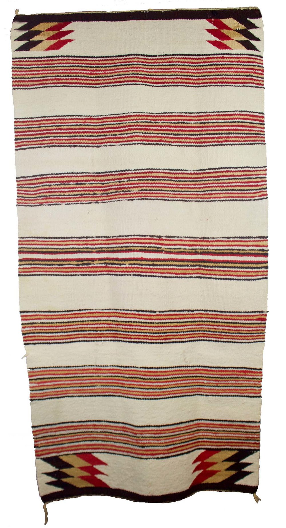 """Navajo Saddle Blanket   60"""" x 30""""  BV0684"""