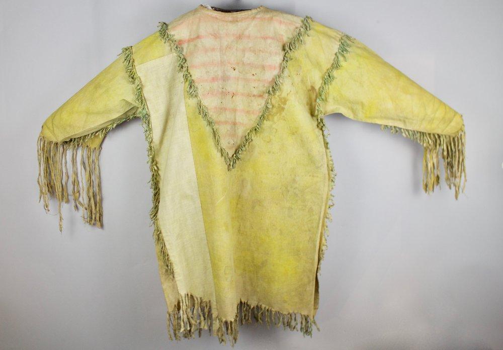 Lakota Ghost Dance Shirt   c.1890's  CMB0001