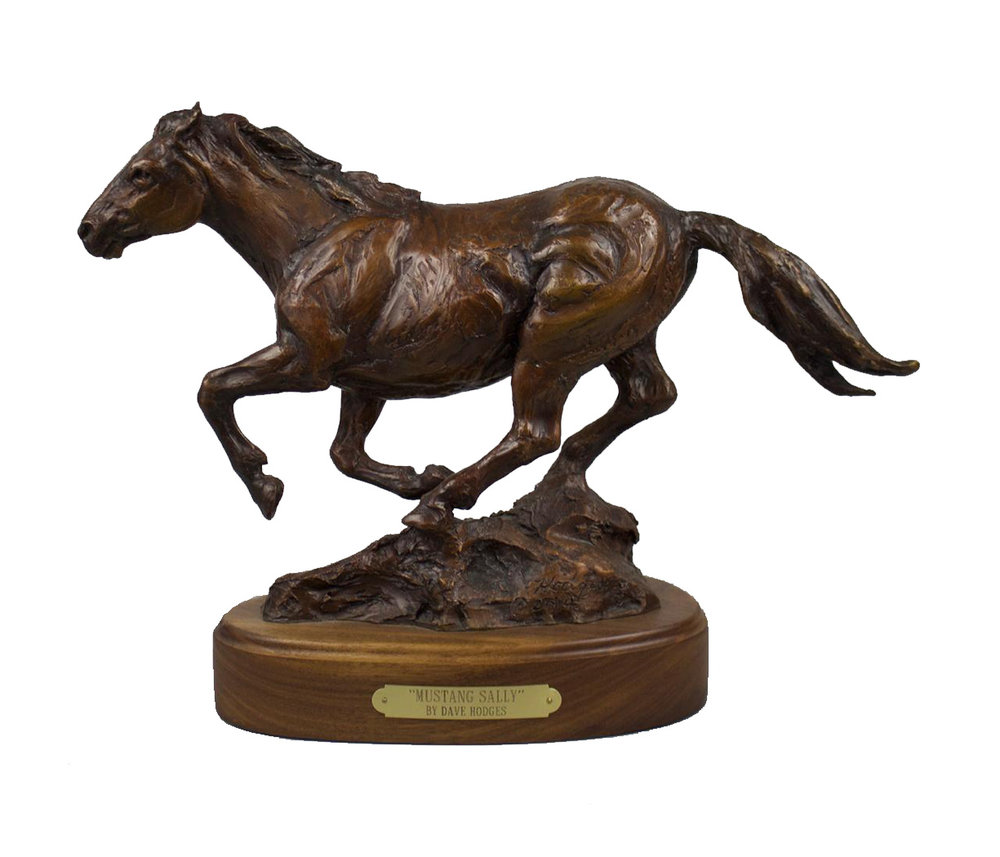 Dave Hodges    Mustang Sally   Bronze 9/30  CDH0005