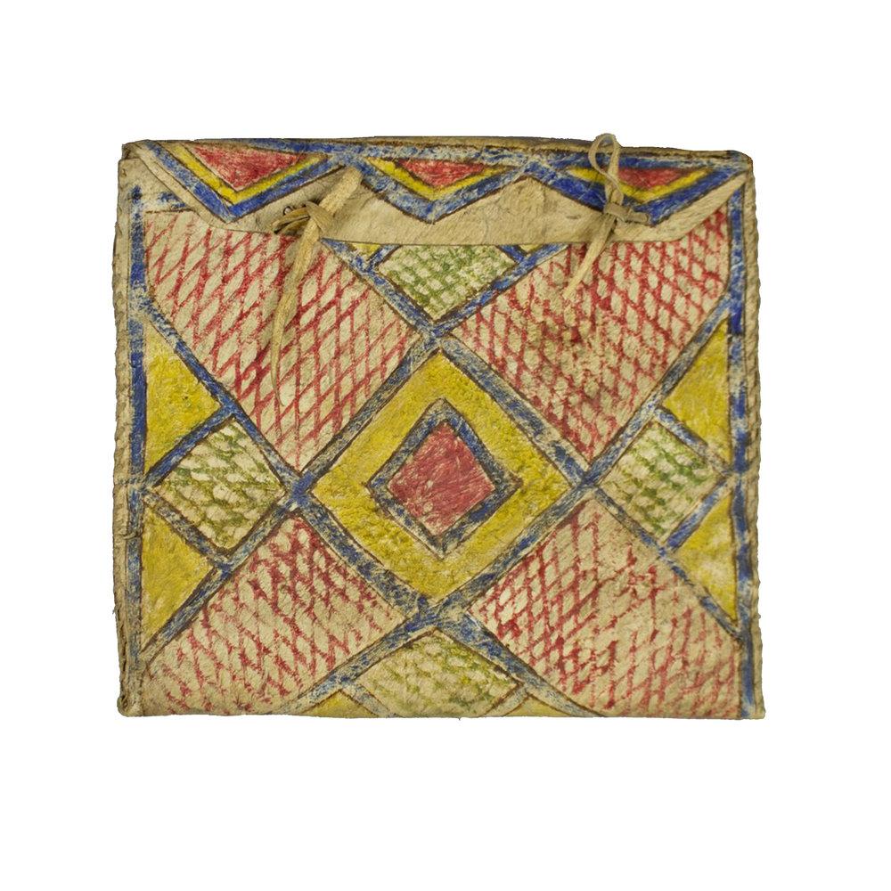 Sioux Flat Case Parfleche   c.1880's  CCH0015