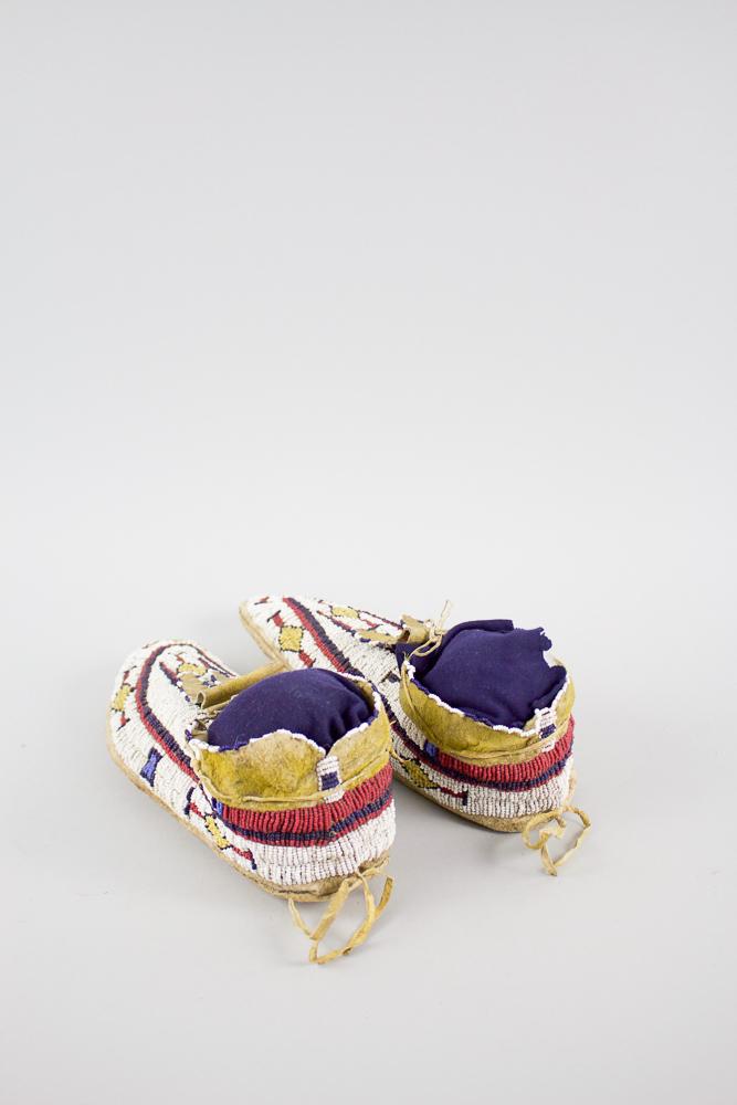 Northern Cheyenne   c. 1860's - 1870's  BV0059