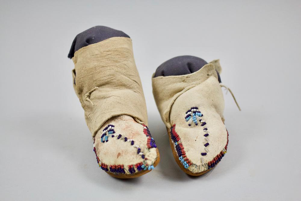 Apache Child's   c.1890  BV0038