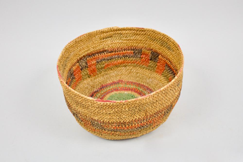 Unidentified Basket   19th Century  CNM0006