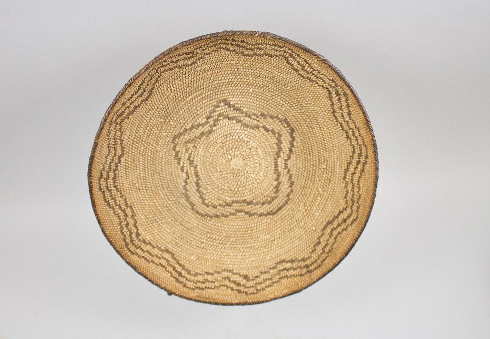 Pima Geometric Tray   c.1910  CMB0009