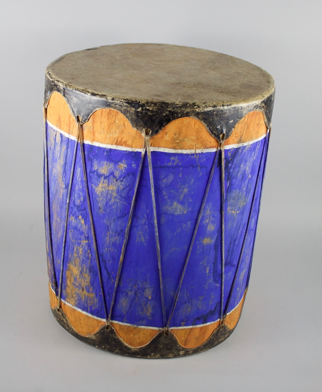 Santo Domingo Drum   c.1930  BV0204