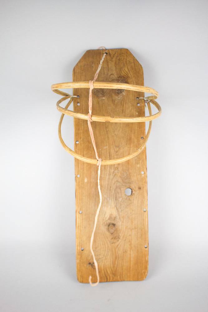 Santa Clara Pueblo Cradle Board   19th Century  BV0026