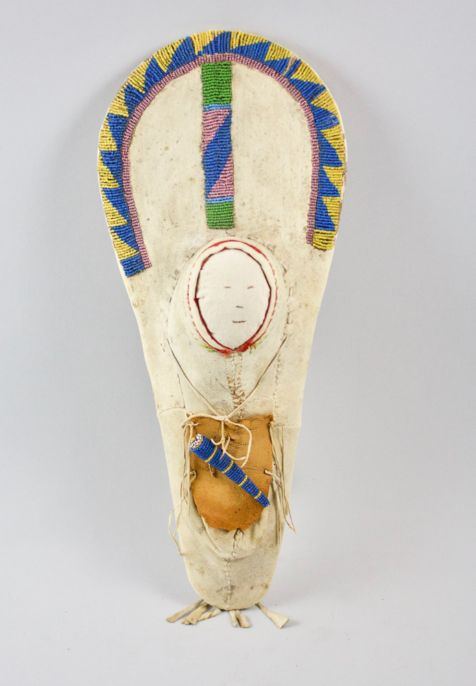 Nez Perce Toy Cradle   c.1890's  CRP0001