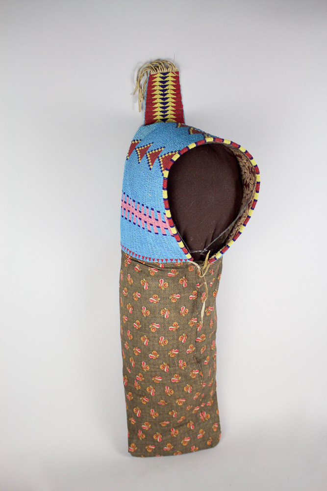 Lakota Soft Cradle, c.1880's