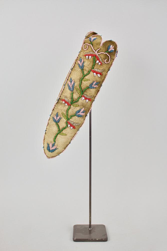 Cree Knife Sheath   c.1880's  DV0026