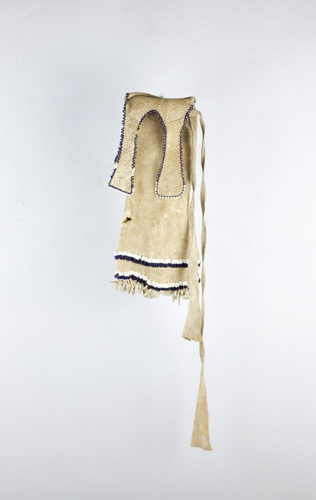 Missouri River Pipe Bag   c. 1820s-1840s  BV0178