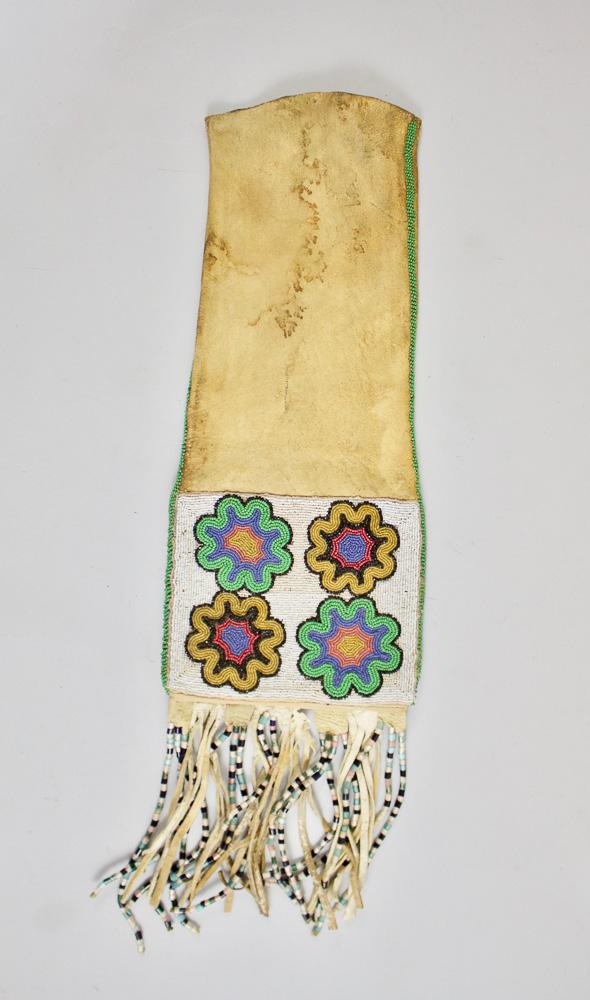Cree Pipe Bag   c.1890s  CLM0005