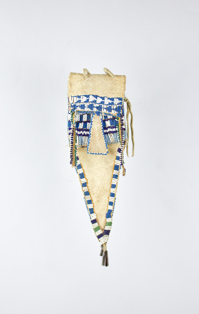 Jicarilla Apache Tab Bag   c.1870s-1880s  BV0189
