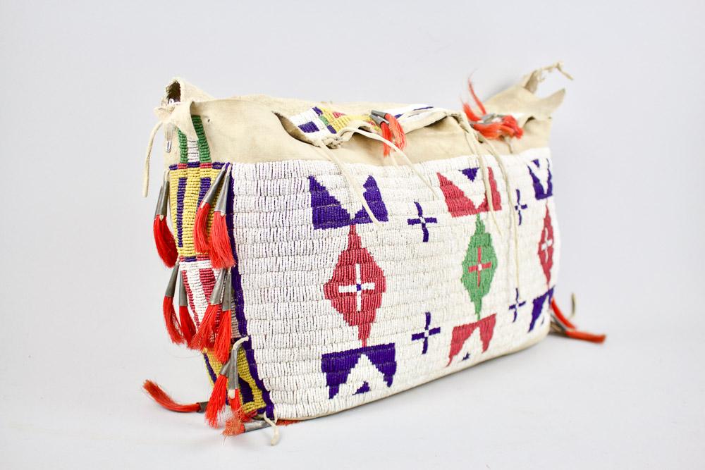 Lakota Tipi Bag   c.1890's  BV0741