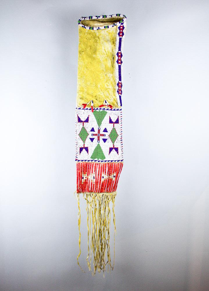 Lakota Pipe Bag   c.1890s  CLM0001