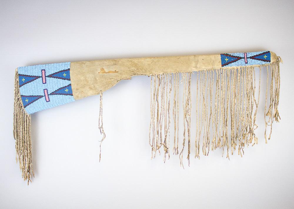 Lakota Gun Case   c.1870's  CPCBV0001