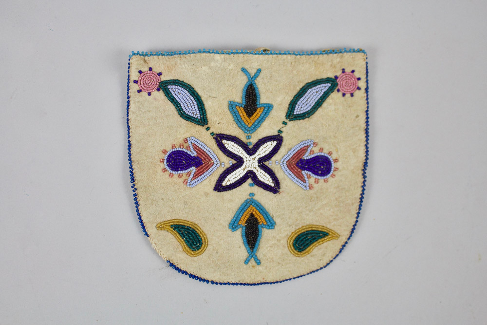 Blackfeet Bag   c.1900  CFK0005