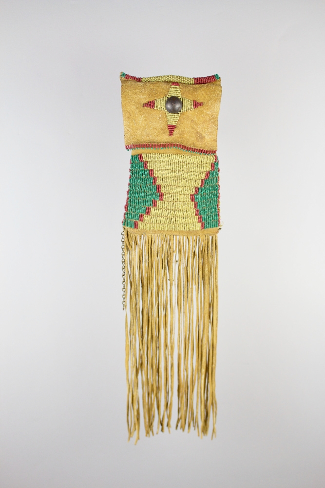 Early Sioux Teton Bag   c.1860s  BV0461