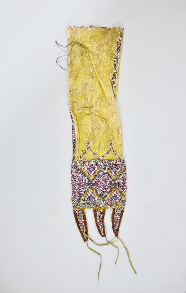 Lakota Pipe Bag   c.1880's  CLM0001