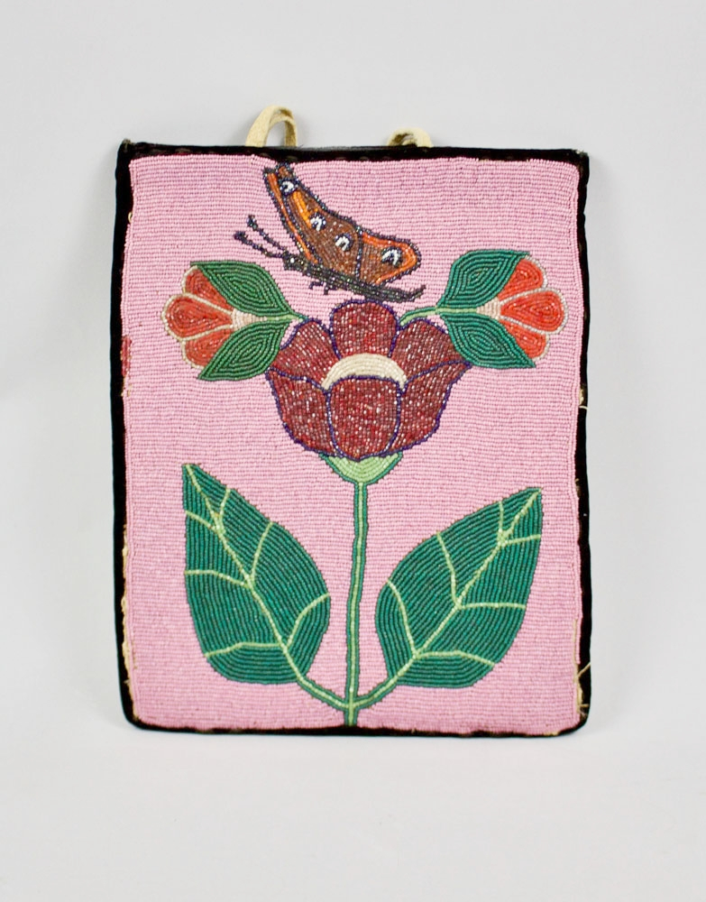 Nez Perce Butterfly Bag   c.1910-1915  BV0769
