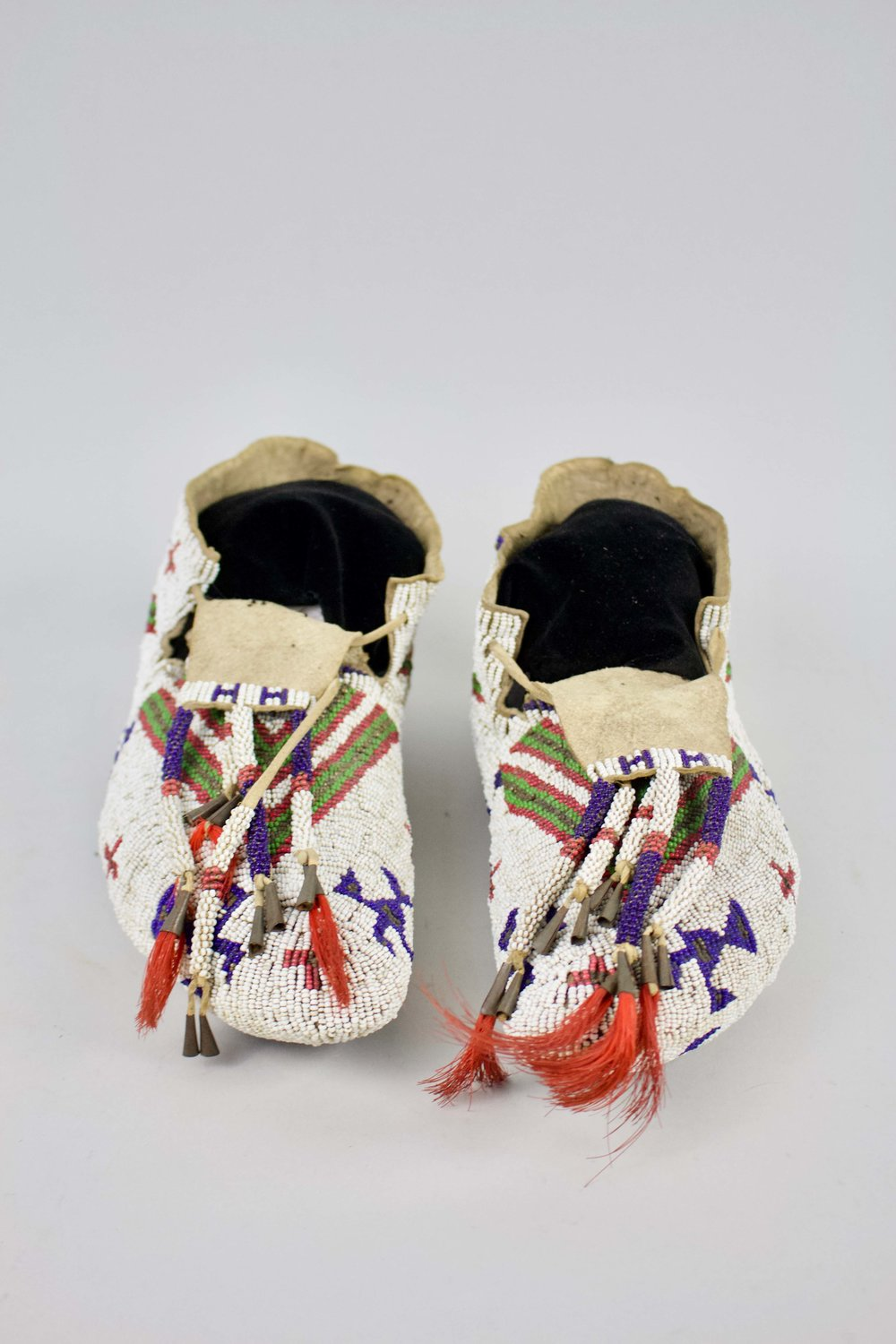Sioux Fully Beaded   c.1885  CMG0016