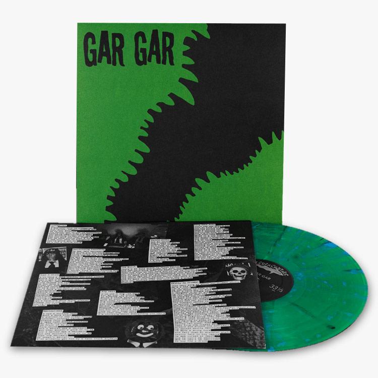 It's GAR GAR!