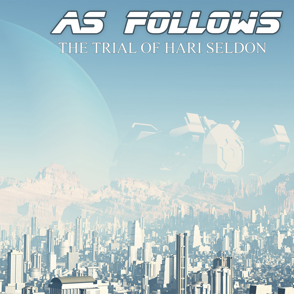 The first part in the upcoming release, FOUNDATION. THE TRIAL OF HARI SELDON sets the stage for the events to follow which will shape the new Galactic Empire!