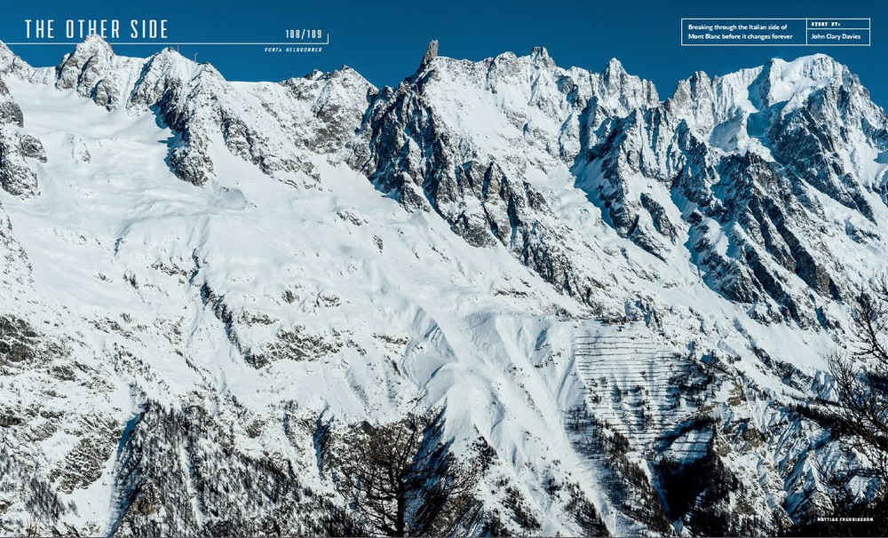 A profile of skiing's hidden gem, before it changes forever.