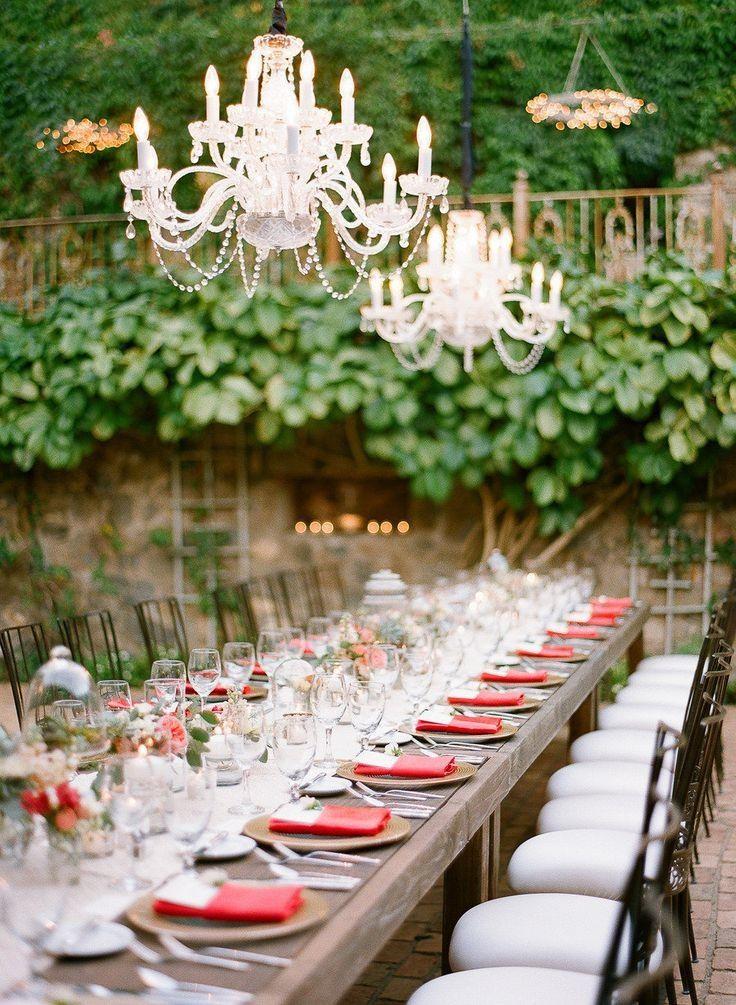 10 idées pour habiller les plafonds de votre salle — Blog mariage ...