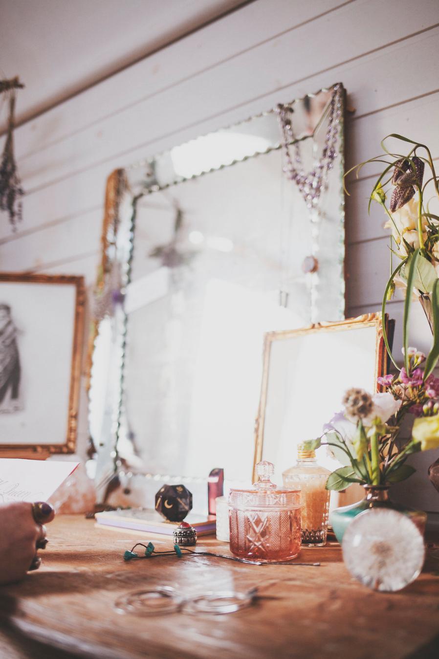Gypsy Queen : Jour(s) de Fête / Wild Flower Fairy / Roses et Violettes