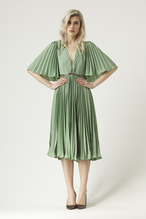 Robe Halston Heritage - 120€ (Prix boutique : 710,00 €)