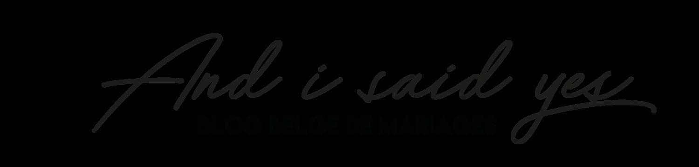 Blog mariage 100% belge
