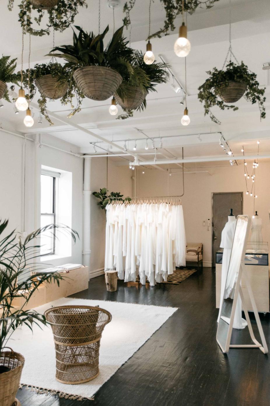 La boutique Laure de Sagazan à New York