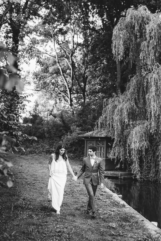 le mariage - de Joanna et Benjamin