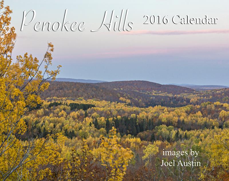 2016 Penokee Hills Calendar