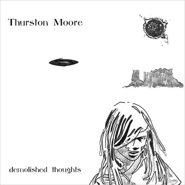 2011 Thurston Moore - Demolished Thoughts (bass)