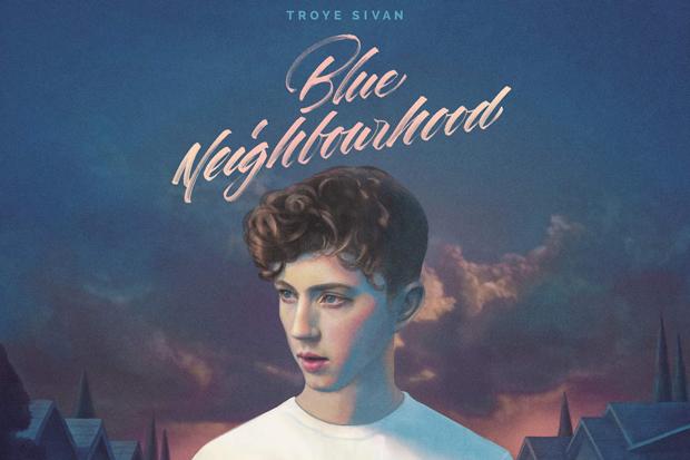 """Troye Sivan """"Blue Neighborhood"""" (producer, co-writer)"""