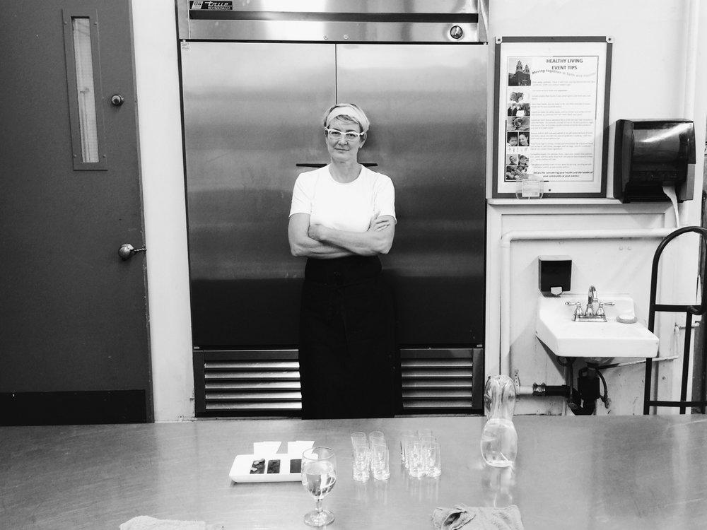 Callie Neylan, Chocolate Maker + Founder, Bellflower Chocolate Co. Seattle, WA, September 2015.