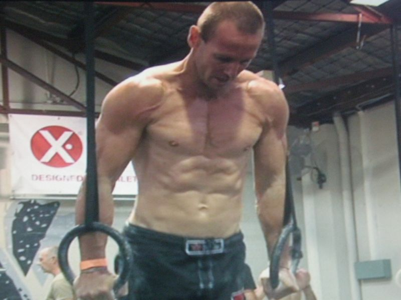 A blast from the past. Australian CrossFit Regionals 2009, hosted by CrossFit Effects in Sydney.