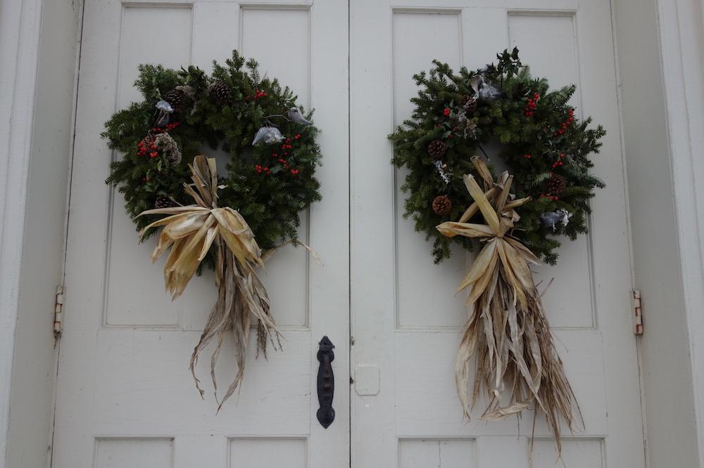 Old Deerfield wreaths