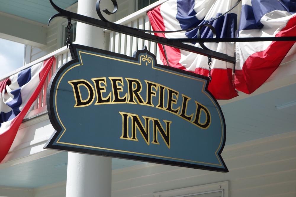 Deerfield Inn, Old Deerfield, MA