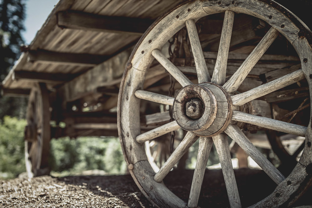 Wheel-vo-lu-tion