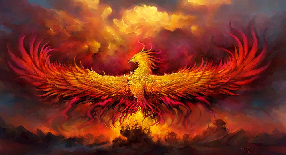 Fireborn  (NEW FOR 2019!)