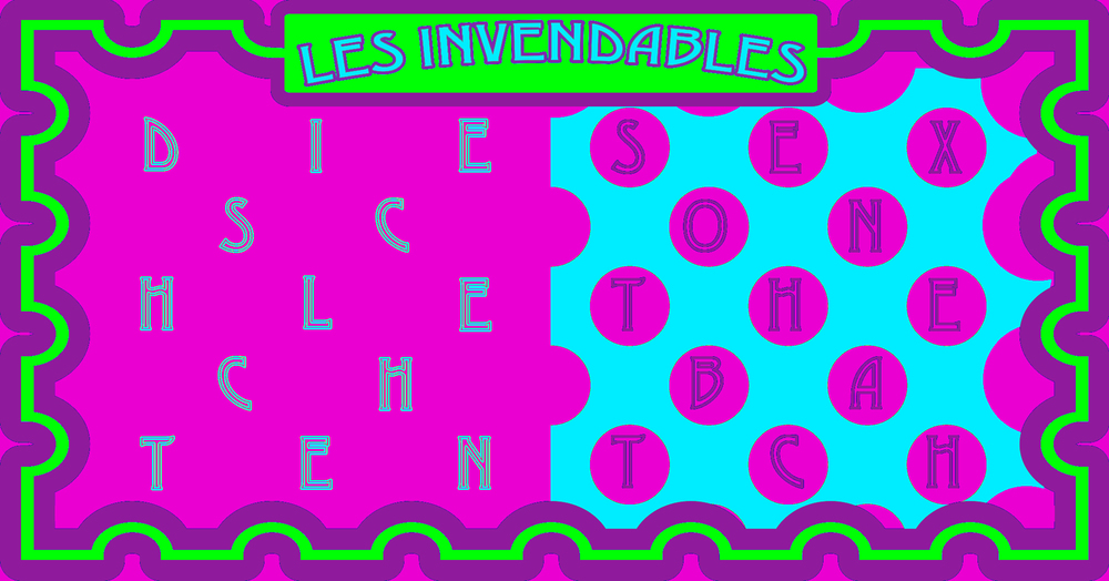 INVENDABLES Part 2 - SEX ON THE BATCH   NEW USELESS MUSIC FOR YOUR USELESS TIME