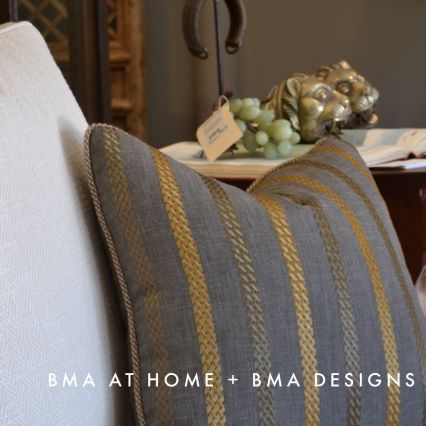 Dominique Paye Portfolio: BMA At Home + BMA Designs