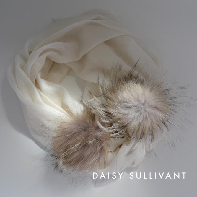 Dominique Paye Portfolio: Daisy Sullivant + Daisy G Scarves