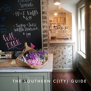 Dominique Paye Portfolio: The Southern C(ity) Guide